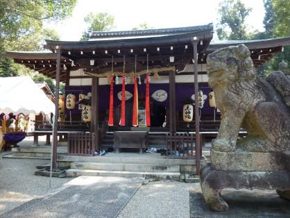 伊射奈岐神社「秋祭」