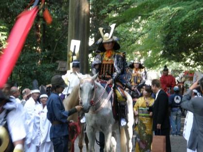 石上神宮 御例祭「ふるまつり」