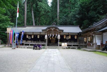 氷室神社「秋祭」