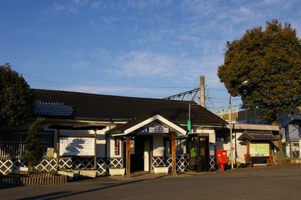 JR柳本駅