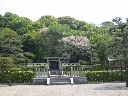 景行天皇陵(渋谷向山古墳)