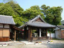 和爾坐赤坂比古神社